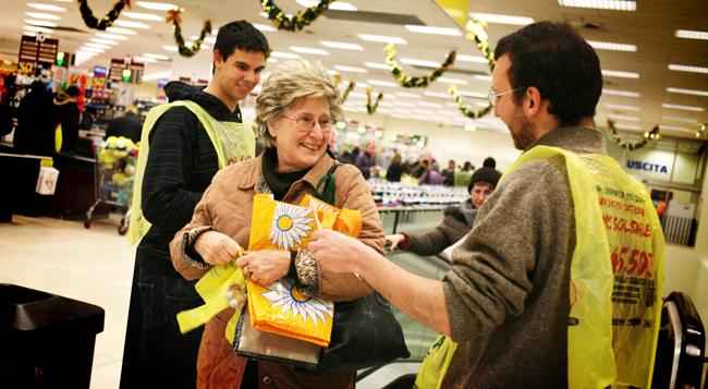 Torna la Colletta Alimentare: il 26 novembre in tutta la Capitanata