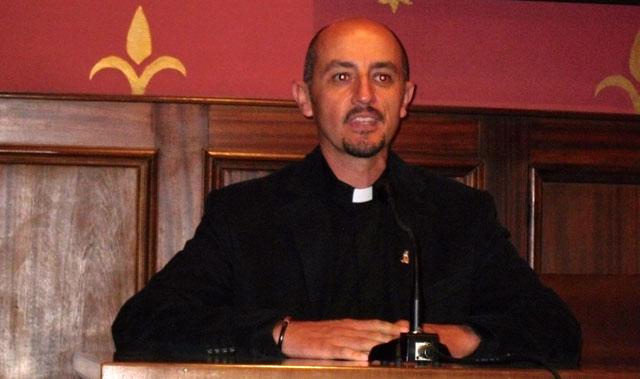 Padre Armando Tovalin (foto © Cremaonline.it)