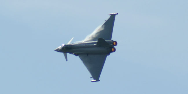 Eurofighter 2000 (foto © Cremaonline.it)