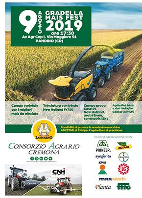 Consorzio agrario venerd il 39 gradella mais fest 39 for Consorzio agrario cremona macchine agricole usate