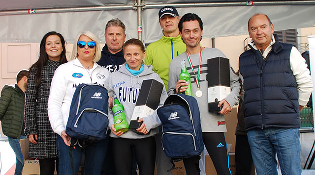 I vincitori della Marina Ten (foto © Cremaonline.it)